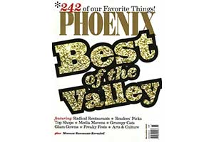Best of the Valley Award 2013